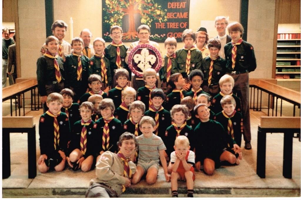 10th Anniversary, Heslington Church, June 1984