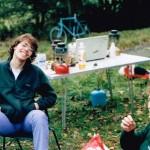 Mark and Steve 1991